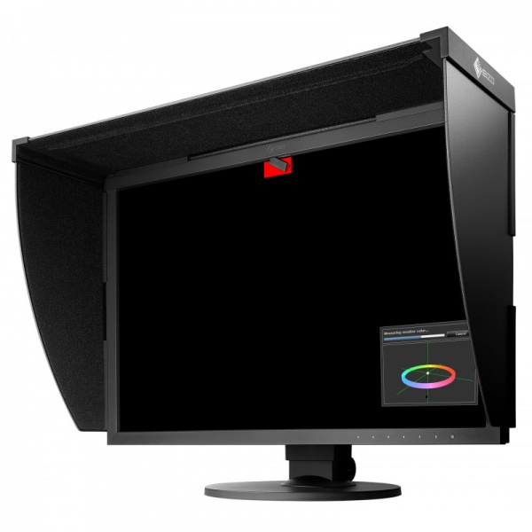 Moniteur ColorEdge CG2420 IPS LED 24'' noir