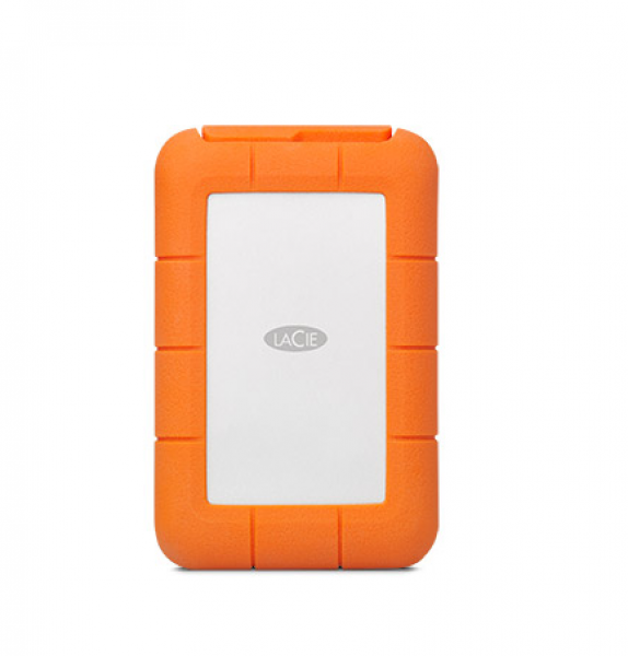 Disque dur Rugged 2.5'' 2To | USB-C, USB 3.0