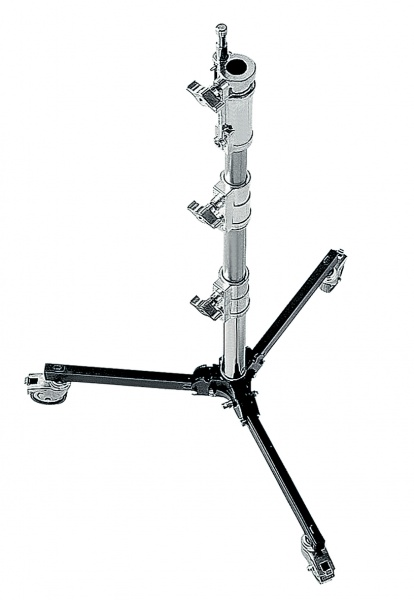 Roller stand 12 ''low boy'' base pliable