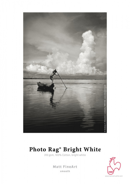 Photo Rag® Bright White 310 g/m² A2 25f.