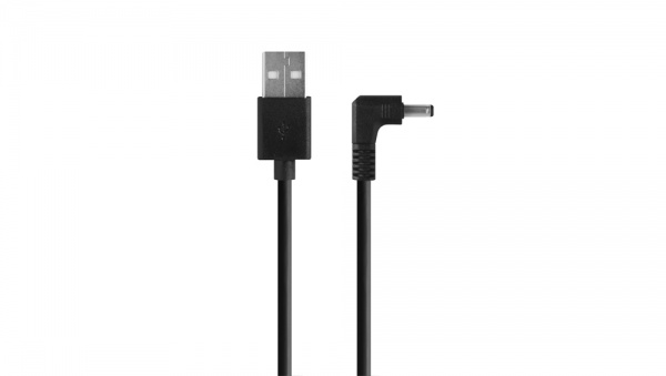 TetherBoost USB to DC Angled Power Cable (3.3', 1m)