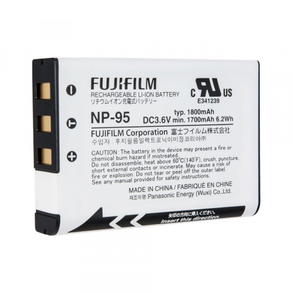 Batterie rechargeable NP-95W 3,6V 1800mAh