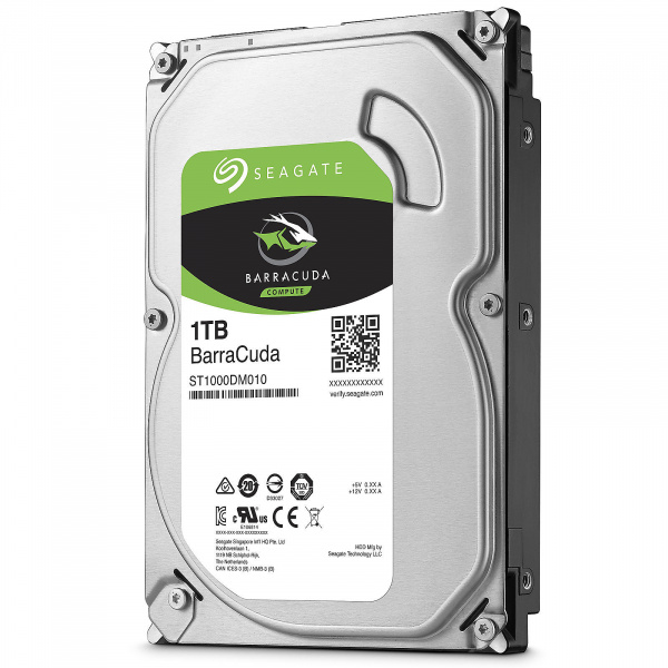 Disque dur HDD 8To Barracuda 3,5inch