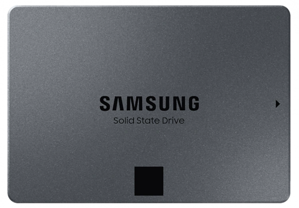New! Disque SSD Samsung 870 QVO 1To Sata 6Gb/s 2,5'' TurboWrite