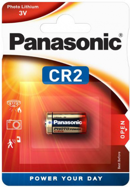 Pile CR2 Lithium Photo Pro 3v