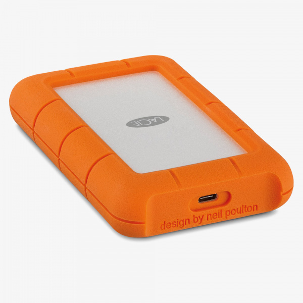 Disque dur Rugged 2.5'' 4To | USB-C, USB 3.0